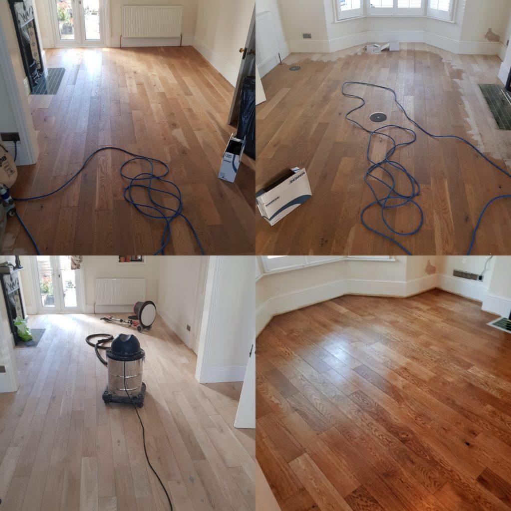 Floor Sanding in London