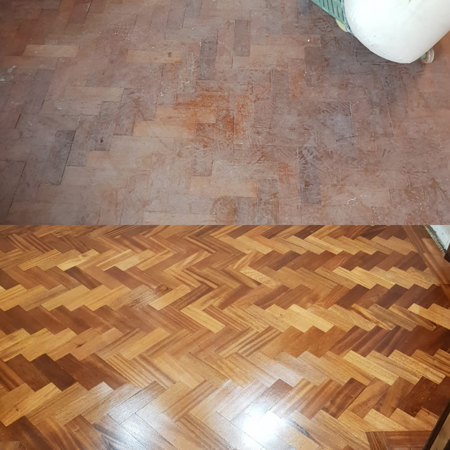 Parquet Floor Sanding Services