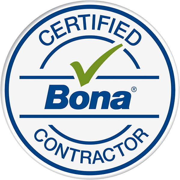 Bona Certified Contractor