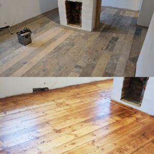 Kent Floor Sanding Services