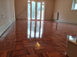 Sanding and refinishing Wandsworth London