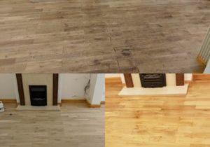 Colchester Oak Floor Sanding