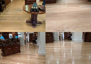 Crockett & Jones Floor sanding services