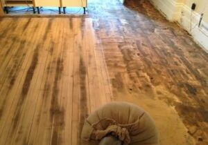 Hard Wood Floor Sanding & Refinishing Services Brighton